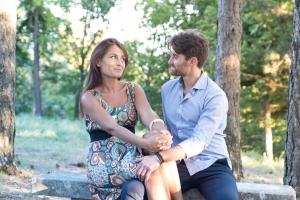 Alessandra e Rocco